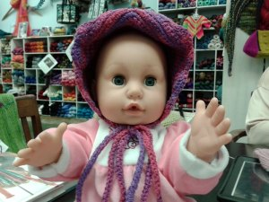 Blame It On The Bossa Nova Baby Bonnets