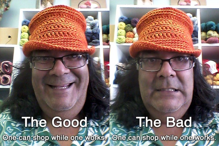 Working In An LYS: The Good & The Bad