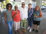 Cherylyn, Barbara, Leo, Cynthia, Cathy