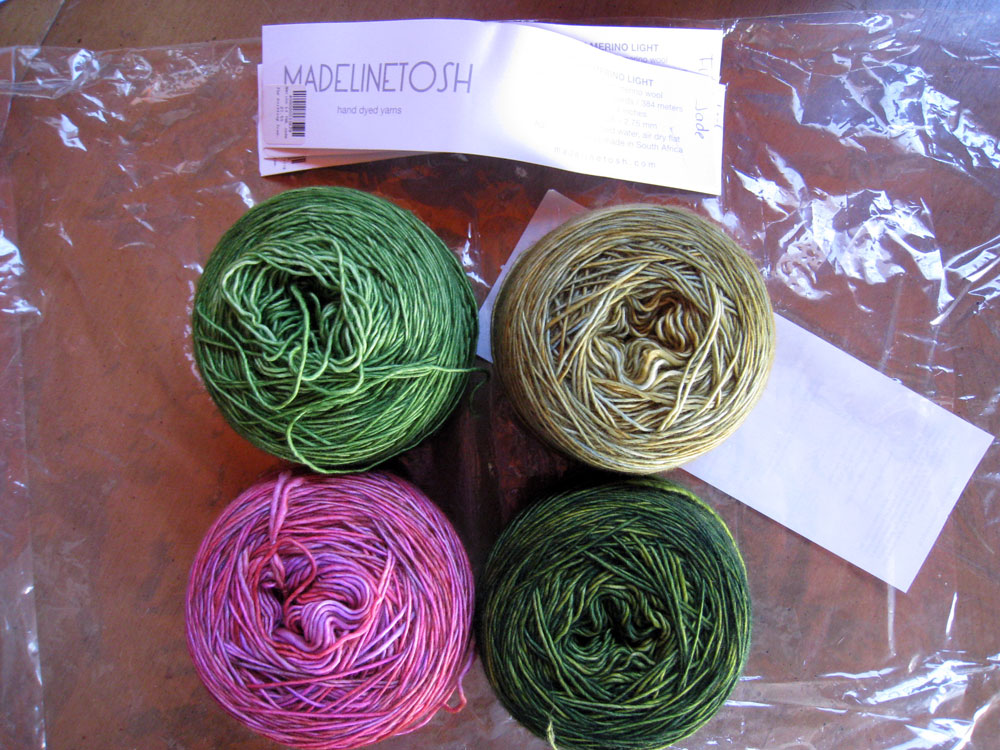 The Last Yarn Purchase…I Swear