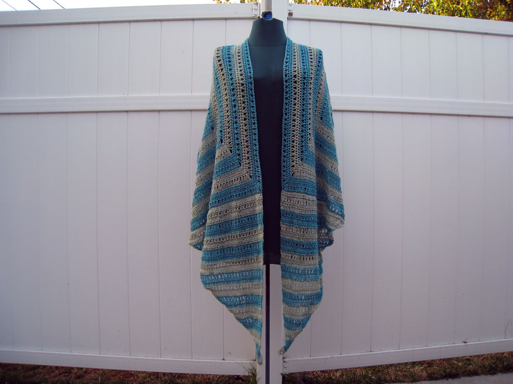 Jesse's Girl Shawl
