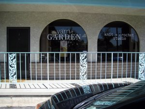 The Yarn Garden