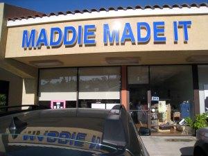 Maddie Made It