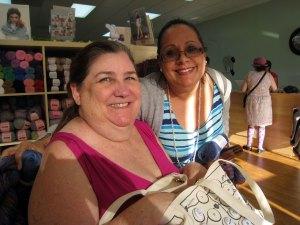 Kathleen & Denise