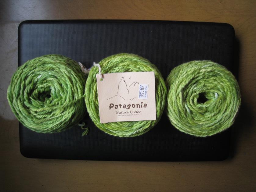 Arucania Patagonia Nature Cotton