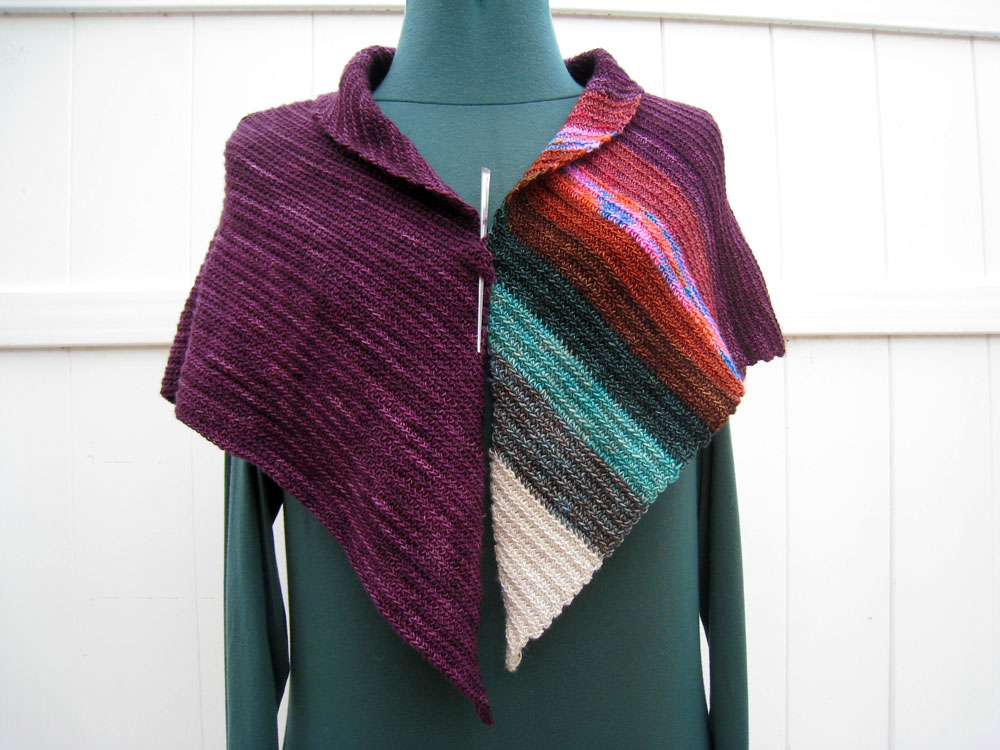 Get The Balance Right Shawl