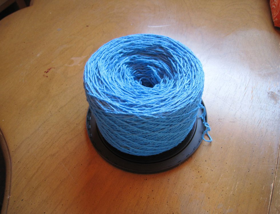 Newtons' Yarn Country Blue