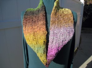 Nepalese Bliss Cowl