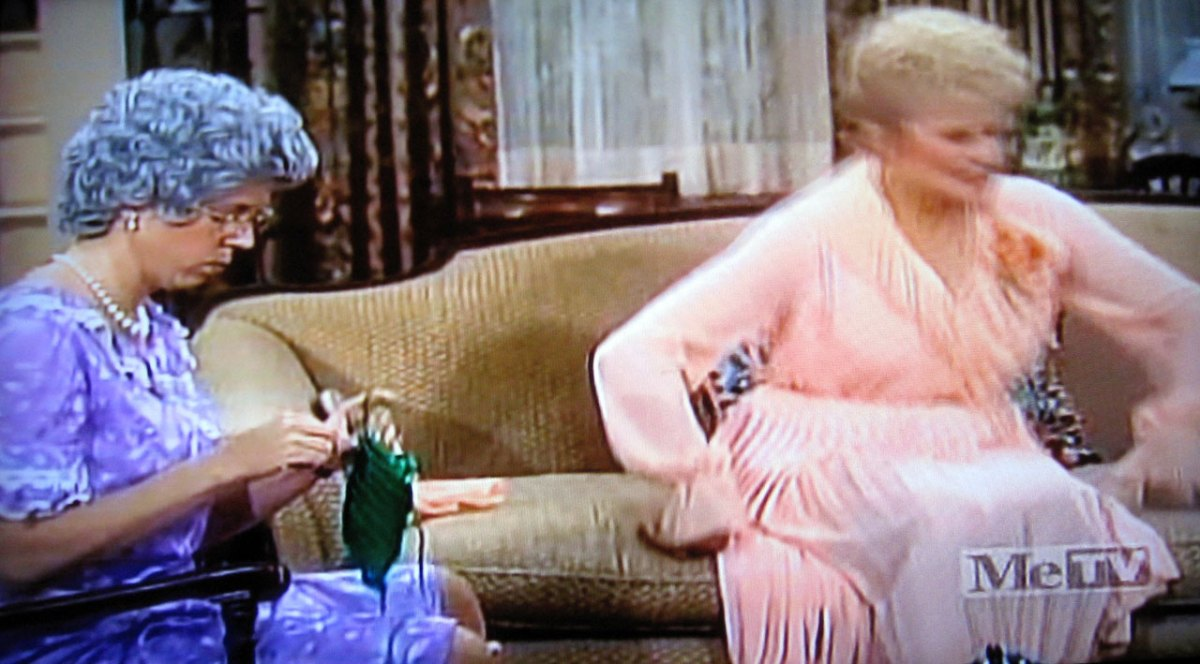 Celebrity Crocheter: Vicki Lawrence