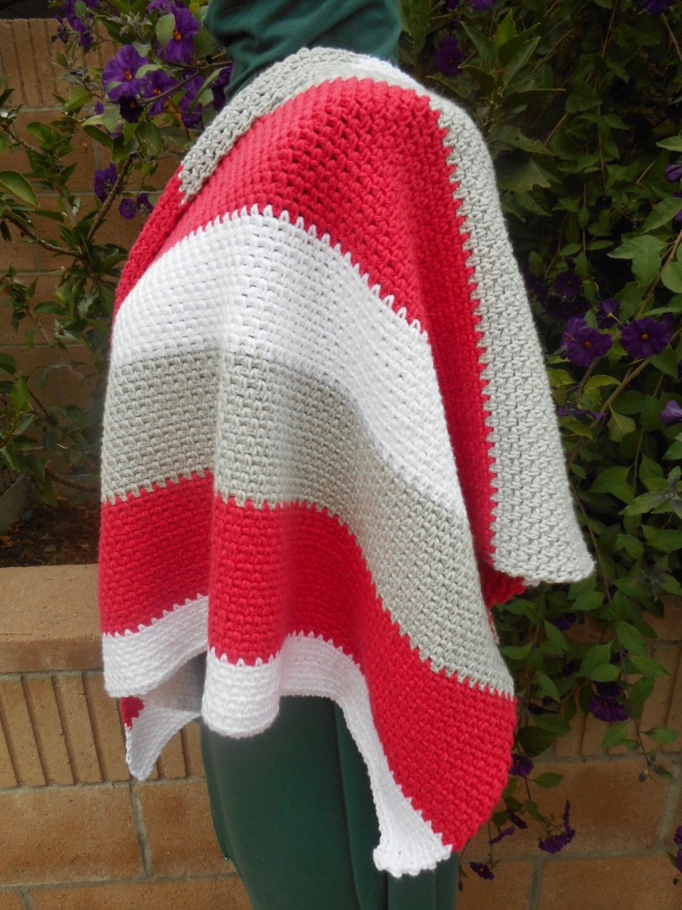 American Pie Shawl