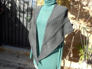 Brass In Pocket Shawl