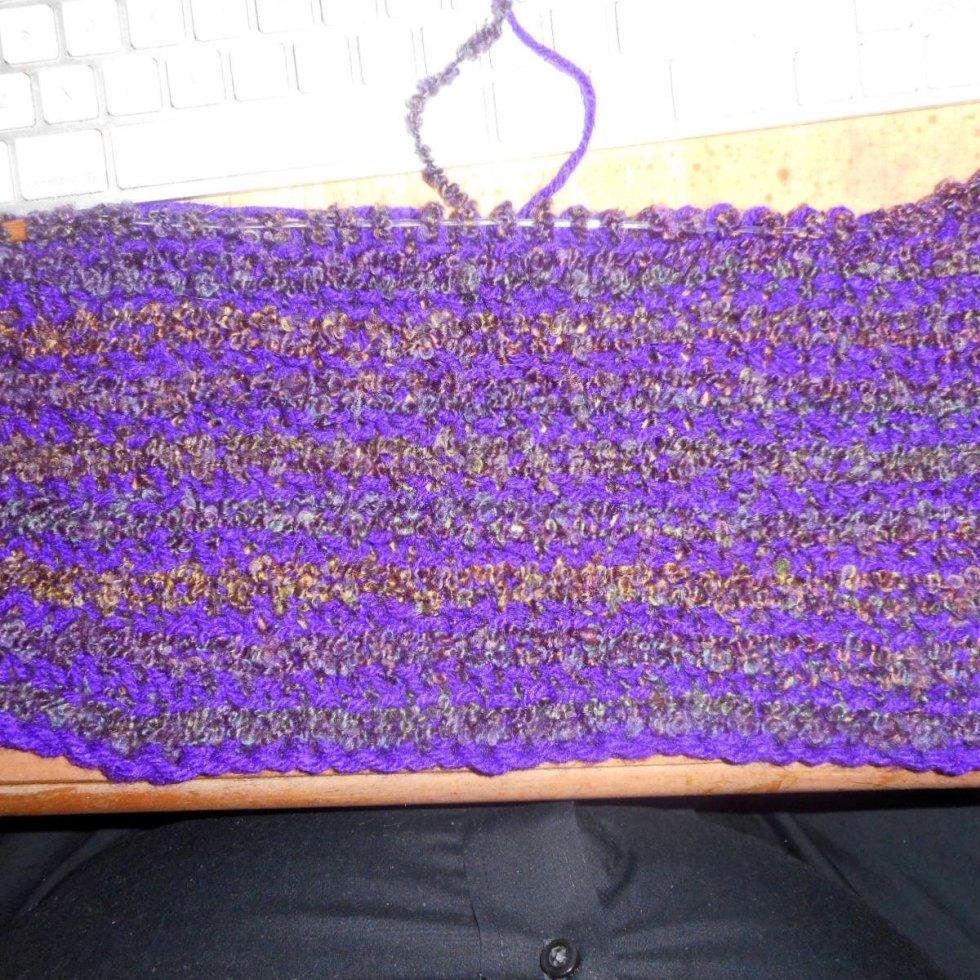 Deep Purple Cowl