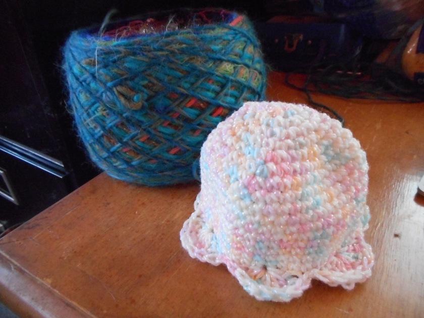 Basic Crochet Hat Recipe