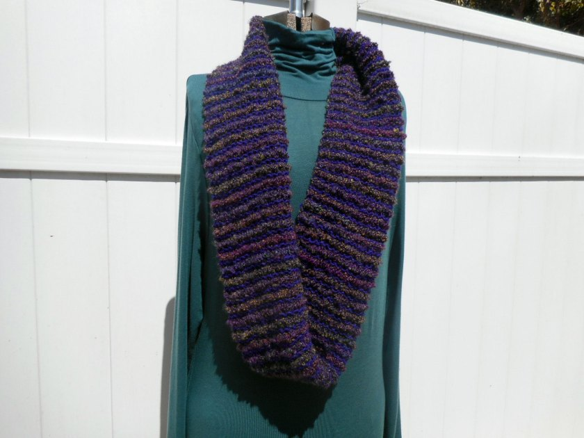 Purple Haze Cowl