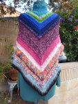 Magic Carpet Ride Shawl