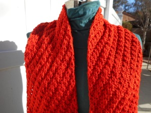 Bad Blood Scarf