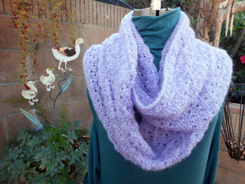 (Nothing But) Flowers Cowl