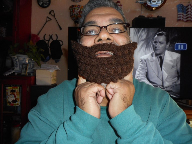 You're Still A Young Man Beard