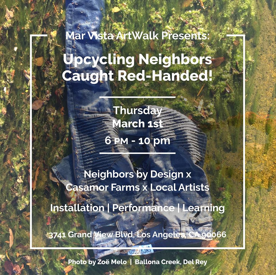 Neighbors By Design Mar Vista ArtWalk