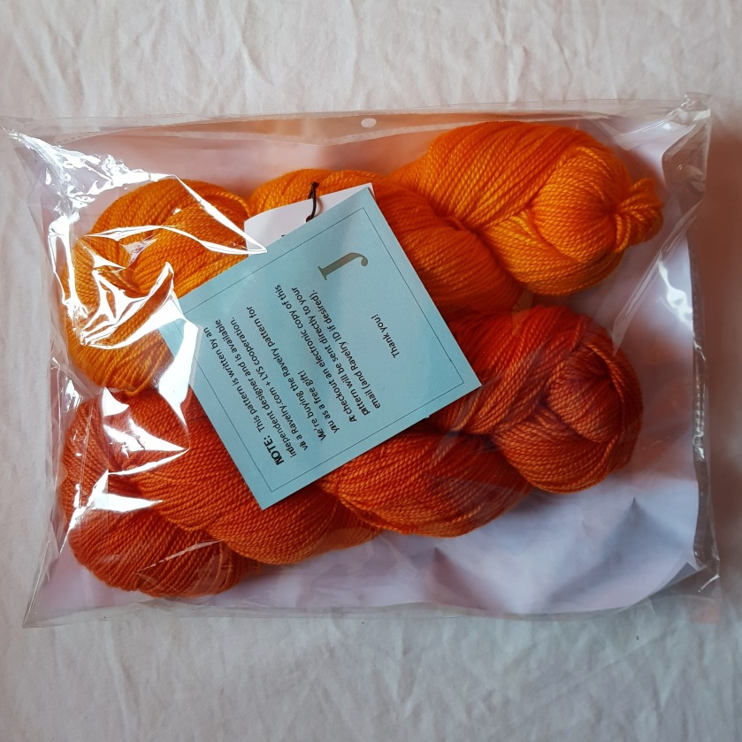 2018 Los Angeles Yarn Crawl Gift To Me