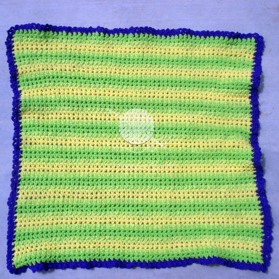 Groovy Baby Baby Blanket
